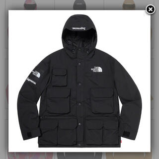 Supreme - Supreme The North Face Cargo Jacket 黒 新品