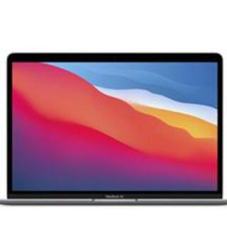 アップル(Apple)の13インチ macbook air 256GB スペースグレイ  MGN63JA(ノートPC)