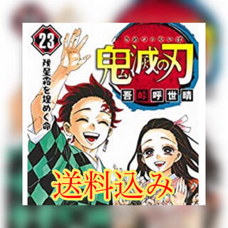 集英社 - 鬼滅の刃 単行本 23巻 通常版