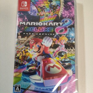Nintendo Switch - マリオカート8 デラックス Switch 新品未開封