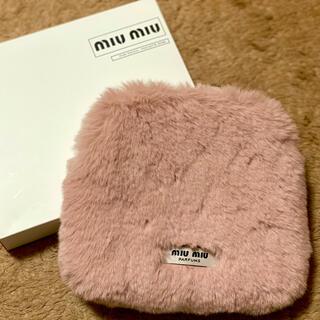 miumiu - miumiu ファーポーチ