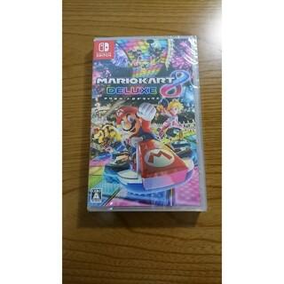 Nintendo Switch - 新品未開封 Nintendo Switch ソフト マリオカート8 デラックス