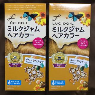 ルシードエル(LUCIDO-L)の⭐︎あいん様専用⭐︎(カラーリング剤)