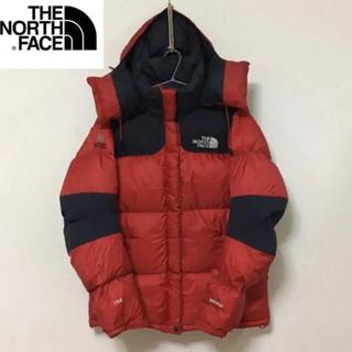 THE NORTH FACE - north face ダウンジャケット レッド