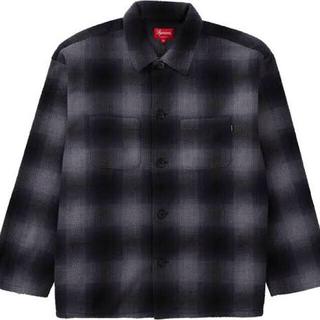 Supreme - Supreme Shadow Plaid Fleece Shirt