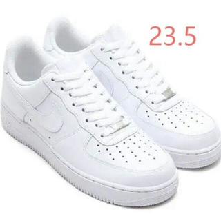 NIKE - WMNS NIKE AIR FORCE 107 エアフォース 1 23.5cm