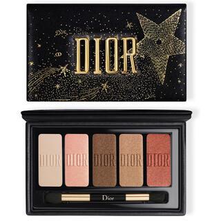 Dior - ディオール ホリデー 限定 アイシャドウ パレット 新作 クリスマスコフレ 冬