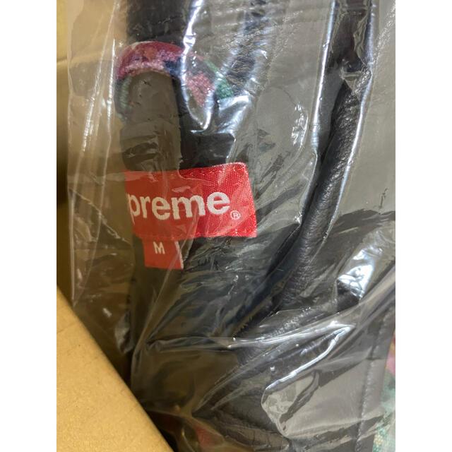 Supreme(シュプリーム)のleather collar work jacket digi floral メンズのジャケット/アウター(ブルゾン)の商品写真