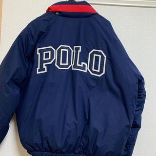 ポロラルフローレン(POLO RALPH LAUREN)のポロラルフローレン 90年代 ダウンジャケット(ダウンジャケット)