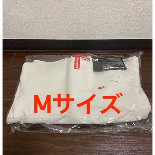 シュプリーム(Supreme)のSmall Box Logo Crewneck Natural 2020(スウェット)
