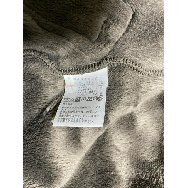 THE NORTH FACE(ザノースフェイス)のノースフェイス アンタークティカバーサロフトジャケット ワイマラナーブラウンXL メンズのジャケット/アウター(その他)の商品写真