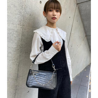 moussy - 期間限定新作セールmoussy MOUSQUETAIRE COLLAR ブラウス