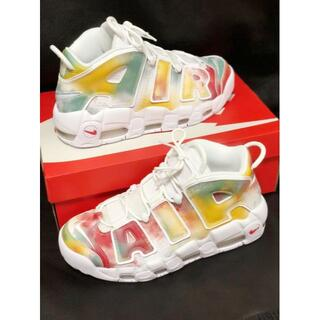 27.5NIKE AIR MORE UPTEMPO UNITED KINGDOM(スニーカー)