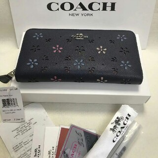 COACH - 新品未使用 COACH コーチ 長財布 F31164