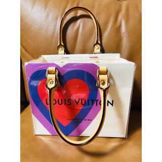 LOUIS VUITTON - クリアバッグ と限定紙袋 小サイズ
