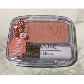 CEZANNE(セザンヌ化粧品) - 新品・セザンヌ・チーク19