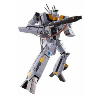 マクロス(macros)のDX超合金 初回限定版VF-1S バルキリー ロイフォッカー スペシャル(模型/プラモデル)
