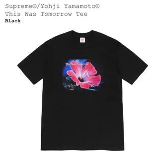 Supreme - 新品 tシャツ supreme Yohji Yamamoto M 黒 ブラック