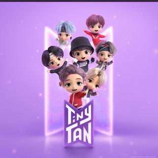 防弾少年団(BTS) - BTS【 Tiny TAN 】 アクリルキーホルダー ☆ グク JUNGKOOK