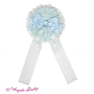 Angelic Pretty - AngelicPretty Jewelry snow キャノティエ・オーバーニー