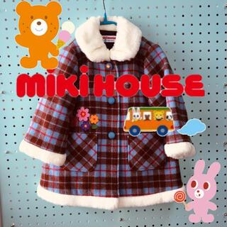 mikihouse - miki house  ミキハウス  アウター  コート  サイズ90cm