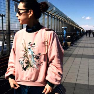 Ameri VINTAGE - 【週末限定価格】Ameri VINTAGE 刺繍スウェット