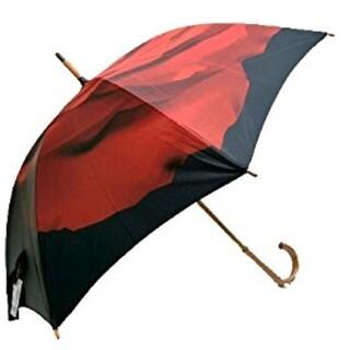 テッドベイカー(TED BAKER)の赤薔薇の傘 【1542】(傘)