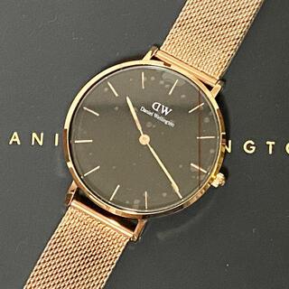 Daniel Wellington - 【32㎜】ダニエルウェリントン腕時計〈DW161〉新品 未使用