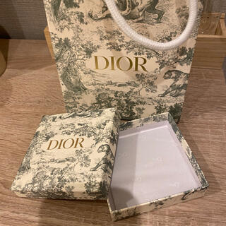 Dior - Dior アクセサリー空箱、ショッパーセット