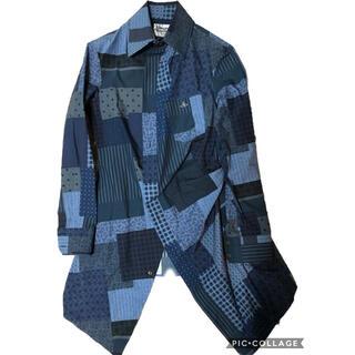 Vivienne Westwood - 【新品】ヴィヴィアンウエストウッド ロングシャツ