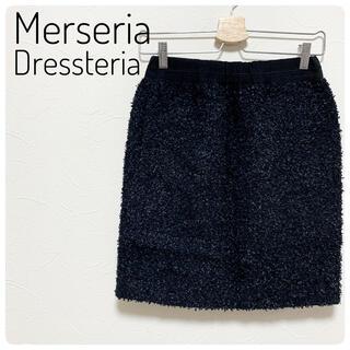 ドレステリア(DRESSTERIOR)のマルシェメルチェリアドレステリア ウエストゴム ペンシルスカート 36 S(ひざ丈スカート)