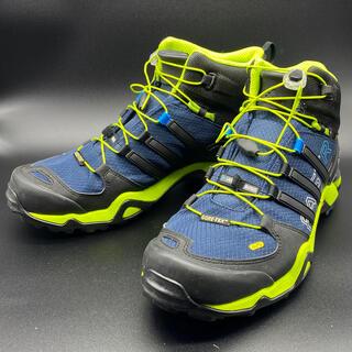 アディダス(adidas)のadidas TERREX FAST R MID GORE-TEX 27cm(ブーツ)