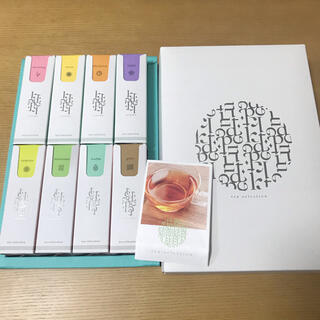 ルピシア(LUPICIA)の宇治森徳 ティーセレクション ティータイムセット 健康茶詰め合わせギフト(健康茶)