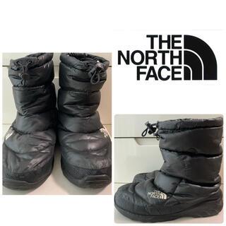 THE NORTH FACE - ノースフェイス ヌプシ ブーツ ブラック