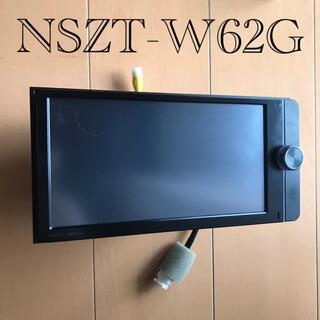 トヨタ - トヨタ純正ナビ フルセグ Bluetooth ブルートゥース NSZT-W62G