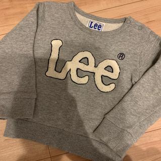 リー(Lee)のLee ストンプスタンプ スウェット(Tシャツ/カットソー)