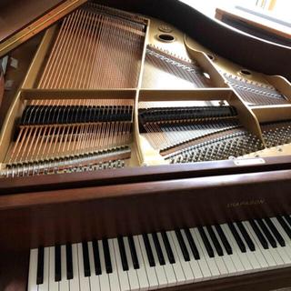 木目調グランドピアノ 170H