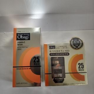Obagi - Obagi 美容液C25セラムネオ、12ml、6ml、2点セット