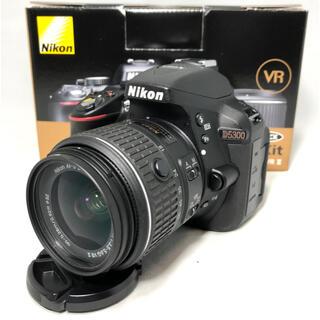 ニコン(Nikon)のNikon D5300 18-55 VRⅡ KIT 991ショット美品(デジタル一眼)