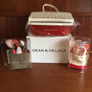 ディーンアンドデルーカ(DEAN & DELUCA)のDEAN&DELUCA ホリデー限定 クリスマス3点セット新品 (容器)