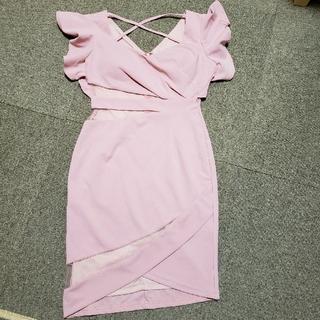 dazzy store - ピンク ドレス キャバ ワンピ
