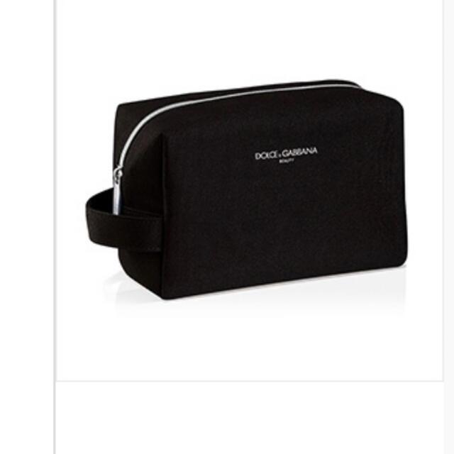 DOLCE&GABBANA(ドルチェアンドガッバーナ)のナル様専用 ドルチェアンドガッバーナ ポーチ ノベルティ レディースのファッション小物(ポーチ)の商品写真
