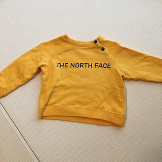 THE NORTH FACE - THE NORTH FACE トレーナー80
