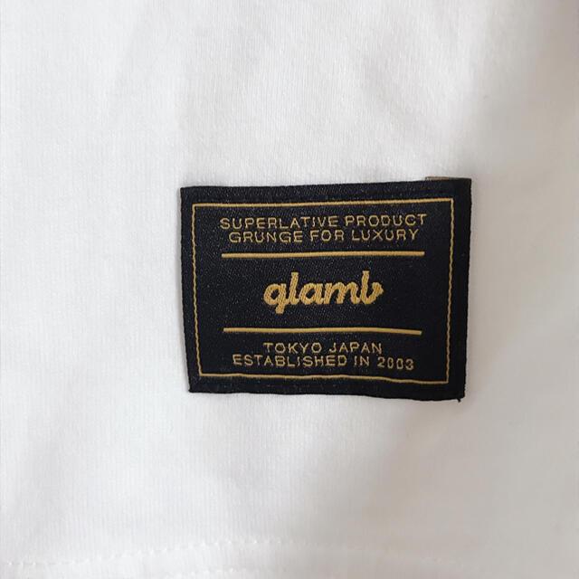 glamb(グラム)のglamb グラム 限定コラボ ちーたん❤ サイズ4  メンズのトップス(Tシャツ/カットソー(半袖/袖なし))の商品写真
