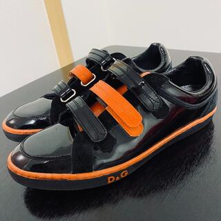 DOLCE&GABBANA - DOLCE&GABBANA  メンズ 41 26cm スニーカー