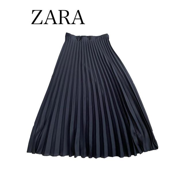 ZARA(ザラ)のZARA プリーツスカート 最終値下げ レディースのスカート(ロングスカート)の商品写真