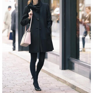 kate spade new york - 【kate spade】リボンコート⭐︎bow neck wool coat
