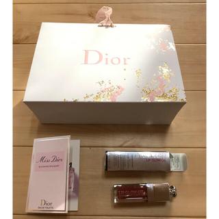 Dior - ディオールアディクトリップグロウオイル