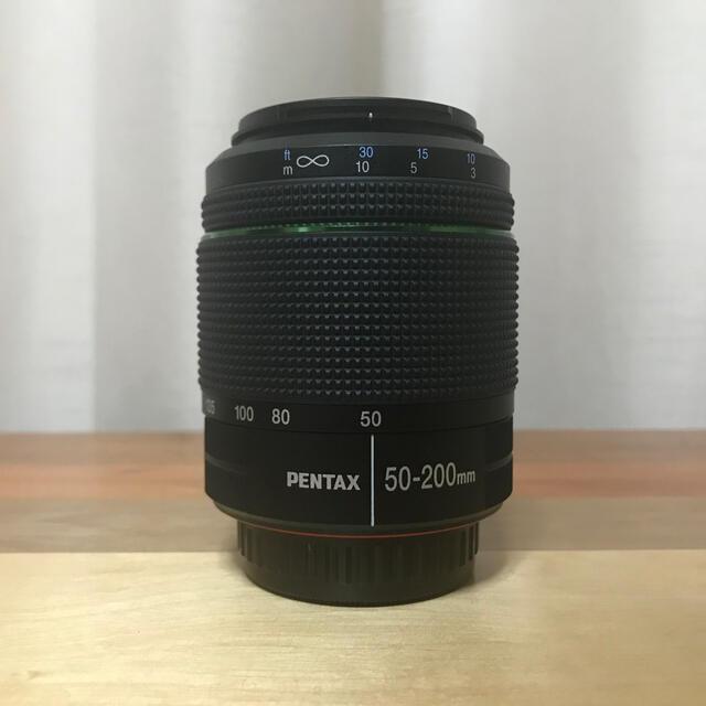 PENTAX(ペンタックス)のsmc PENTAX-DA 1:4-5.6 50-200mm ED WR スマホ/家電/カメラのカメラ(レンズ(ズーム))の商品写真