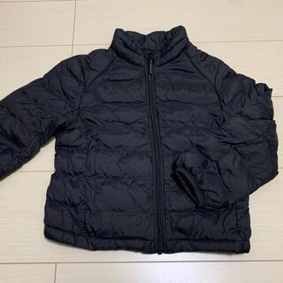 UNIQLO - UNIQLO ユニクロライトウォームパデットジャケット 110cm